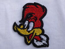 D283 ECUSSON PATCH THERMOCOLLANT aufnaher toppa WOODY WOODPECKER  betty boop