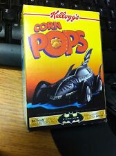 1995 KELLOGG'S CORN POPS BATMAN FOREVER MOVIE SPECIAL COLLECTOR'S PACK FULL