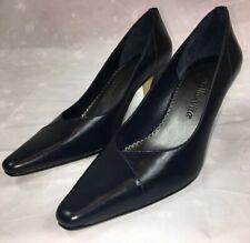 Women's Bella Vita Black Heels Dress Pumps Shoes Size 6N NEW.