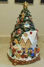 Christopher Radko Limited Edition Nutcracker Suite Christmas Cookie Jar