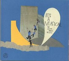 IT'S A MUSICAL -The Music Makes Me Sick- 12 track CD