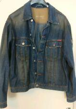Full Circle Men's Size XL Blue Denim Jacket