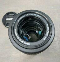 Nikon Nikkor 55-200mm F/4-5.6 G ED DX AF-S VR II Autofocus Lens - No VR