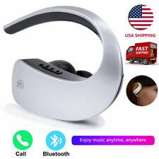 Bluetooth Earpiece Wirless Headphone Headset for i Phone 11 Xs Xr 8 7 Samsung Lg