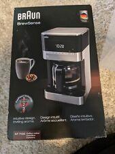 Brand New Braun Brew Sense Drip Coffee Maker (12 Cup) - Model KF7150