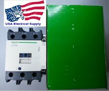 LC1D80B7C Schneider Contactor Coil 24VAC Available  50/60Hz 80A
