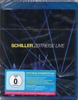 Schiller - Zeitreise - Live - BluRay - Neu / OVP