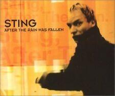 Sting After the rain has fallen (2000) [Maxi-CD]