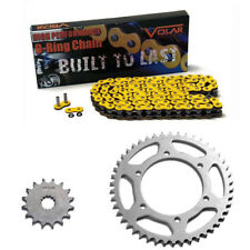 JT O-Ring Chain//Sprocket Kit 15-45 Tooth 520 Pitch 70-7563 For Suzuki GSXR600
