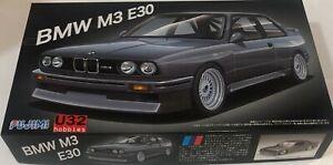 Fujimi 125725 N Gauge Building Kit 1/24 BMW M3 E30