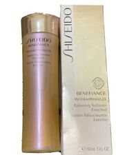 Shiseido Benefiance WrinkleResist24 Balancing Softener Enriched 5fl.oz 150ml
