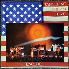 33t Tangerine Dream - Live - Encore (2 LP) - 1977