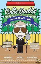 "COLLIE BUDDZ ""THE 1ST AUSTRALIAN TOUR 2016"" CONCERT POSTER-Dancehall,Reggae,Soca"