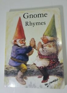 Gnome Rhymes by Rien Poortvliet Board Book Free Shipping