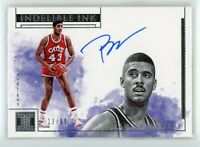 2018-19 BRAD DAUGHERTY 13/99 AUTO PANINI IMPECCABLE INDELIBLE INK AUTOGRAPHS