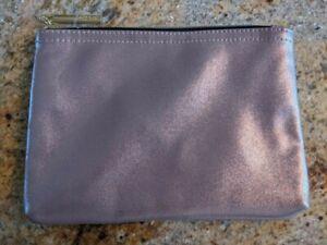 Pink Shiny Lancome Make Up Bag