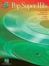 Pop Super Hits (Five Finger Piano), Hal Leonard Corp., Good Book