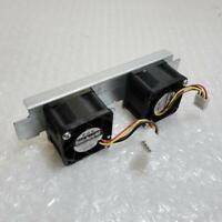 San Ace 40 9GV0412P3J04 4-Pin Dual Internal Cooling Fan Module - Tested