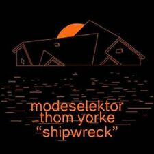 "MODESELEKTOR Shipwreck w/Thom Yorke of Radiohead 7"" 45 Vinyl SEALED/NEW"