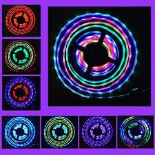 SUPERNIGHT™ 5M 16.4ft 5050 RGB 150LED Waterproof Dream Color 6803 IC Strip Light