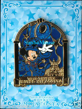 Tokyo Disney Tdr Japan Hotel Miracosta 10th Anniversary Sorcerer Mickey Gift Pin
