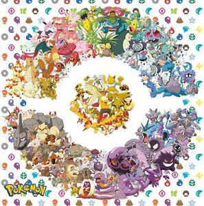Buffalo Games - Pokemon - Kanto Edition - 300 Large Piece Jigsaw Puzzle