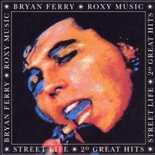 Roxy Music - Street Life - 20 Greatest Hits Nuevo CD