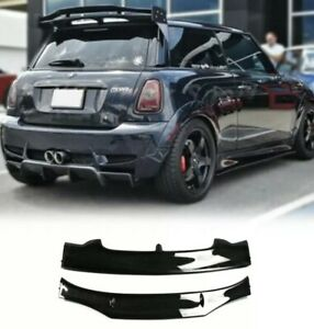 Mini Cooper R56 jcw Carbon Fiber Rear spoiler Wing.
