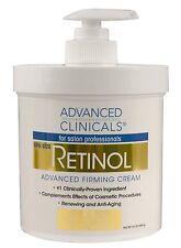 Crema Moldeadora Y Reafirmante Con Retinol - Crema Rejuvenecedora Anti-edad
