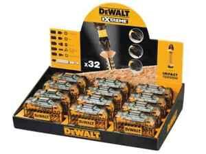 12 x DEWALT Torsion 32 Piece Screwdriving Kit + small cassette - TSCADT70523M