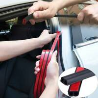 UK Type B Car Door Rubber Sound Insulation Anti-Dust Weatherstrip Strip