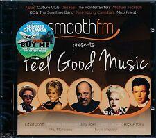 Smooth FM Presents Feel Good Music CD NEW ABBA LeAnn Rimes Presley Wilde