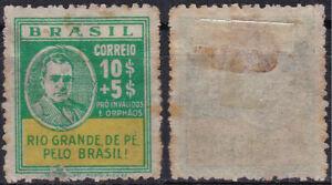 BRAZIL 1931 Aranha Sc-355 MLH OG F+ - US-Seller