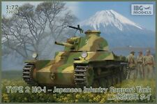IBG 1/72 Type 2 Ho-I Japanese Infantry Support Tank # 72056