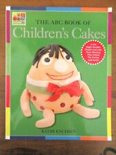 ~THE ABC FOR KIDS BOOK OF CHILDREN'S CAKES by KATHY KNUDSEN - VGC~