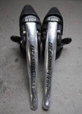Campagnolo Record Titanium Carbon Ergopower Shifting-Brake-Lever 2x8 S STI