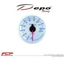 DEPO RACING DIGITAL ABGASTEMPERATUR ANZEIGE / EXHAUST GAS TEMP GAUGE WBL5257W