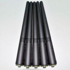 5*VHF 5.5inch Helical Antenna for motorola GP328 GP338 GP338PLUS GP329 GP339