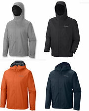 New Columbia Men's Watertight II  Rain Jacket 1533891 All Colors