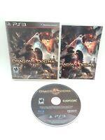 Dragon's Dogma RPG Game PS3 Complete (Capcom, Sony PlayStation 3, 2012, CIB)
