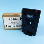 Core SWX AG-PS Gold Mount to V-Mount Adapter Plate with D-Tap #0265
