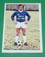N°40 MITORAJ GIRONDINS BORDEAUX AGEDUCATIFS FOOTBALL 1973-1974 FRANCE PANINI