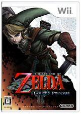 New Zelda Twilight Princess Nintendo Wii