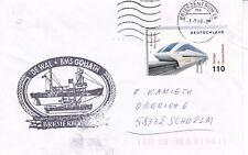 GERMAN Rimorchiatore Barca DS Goliath una copertura Navi inseriti nella cache