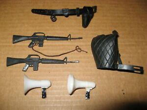 "1975 SWAT / The Rookies Vintage Mego LJN 8"" Equipment"