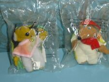 McDonalds Happy Meal Toys, Wombles