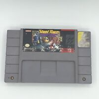 Stunt Race FX Super Nintendo SNES game - Tested & Authentic!