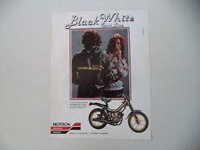 advertising Pubblicità 1980 MOTRON GL4 GL 4 50