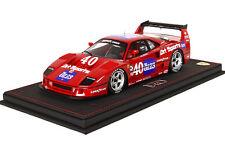 Ferrari F40 LM IMSA 1990 Jabouville - Schlesser 1/18 lim.ed. 299 pcs P18139C