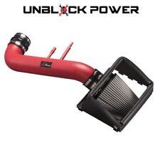 2015-2018 FOR FORD F150 5.0L 5.0 XL XLT V8 AF Dynamic COLD AIR INTAKE KIT RED